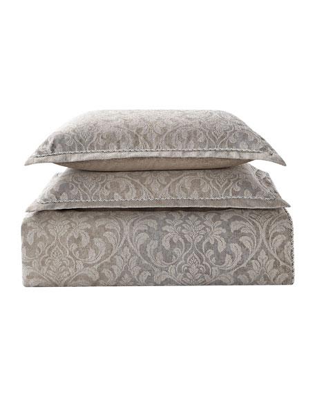 Waterford Baylen Reversible 4-Piece King Comforter Set
