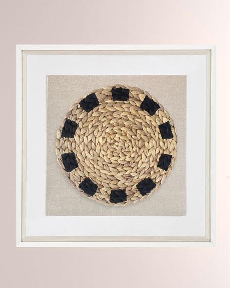 Placemat Natural Artwork