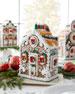 Sweet Savannah Dutch Village 1 Gingerbread House