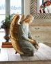 Cody Foster & Co Kneeling Angel Holiday Decor