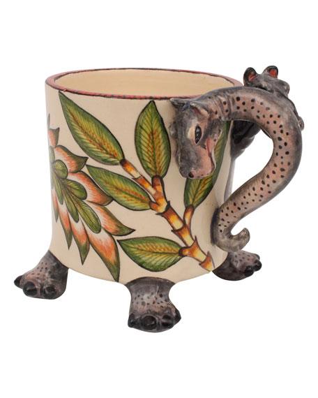 Ardmore Ceramic Art Hippo Mug