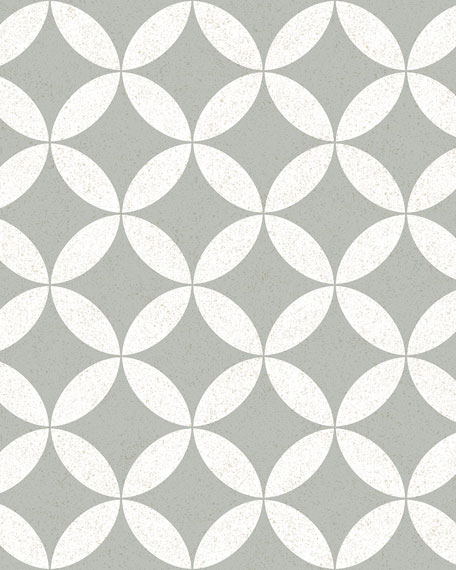 Tempaper Terrazzo Star Removable Wallpaper