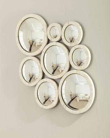 Jamie Young Circles in Bone Mirror