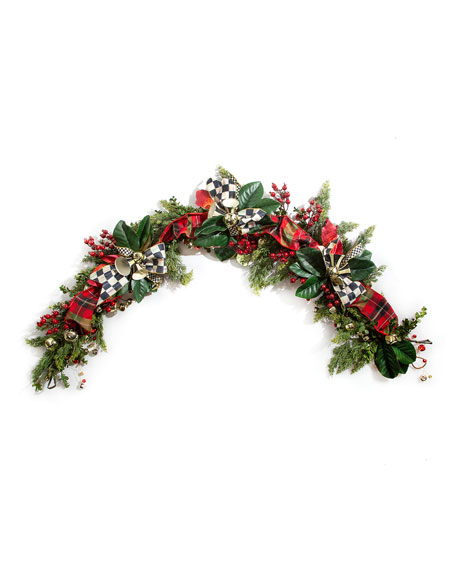 MacKenzie-Childs Deck The Halls Garland
