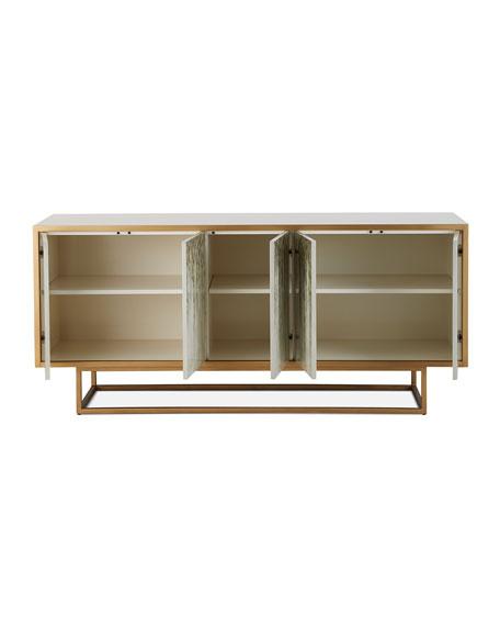 John-Richard Collection Ide Hill 5-Door Console