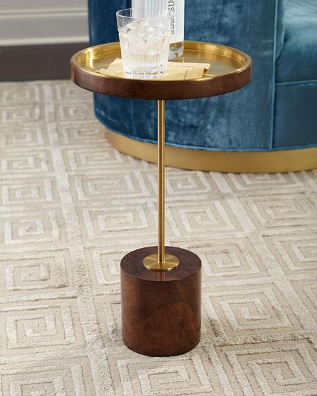 John-Richard Collection Nimes Martini Table