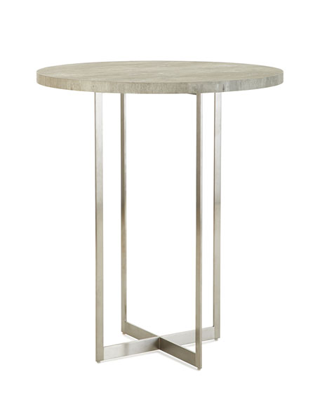 John-Richard Collection Piazza Bistro Table