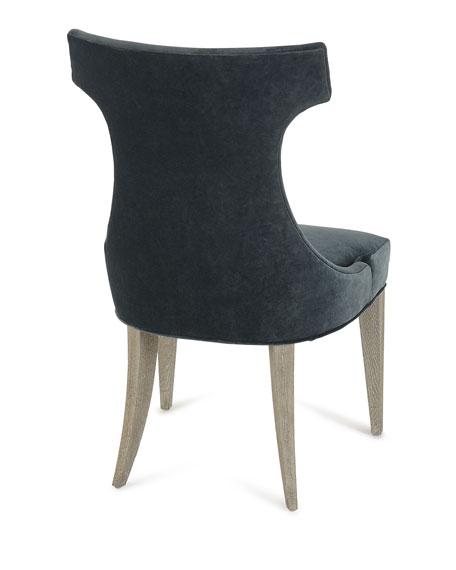 Bernhardt Tahlia Azure Dining Side Chair