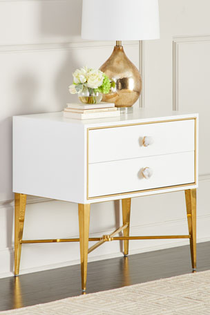 John-Richard Collection Ornamento Night Stand