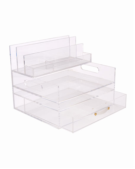 russell+hazel Acrylic Collator and Valet