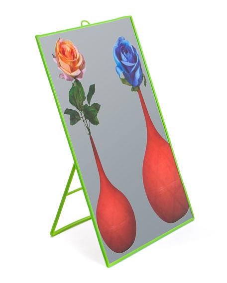 Seletti Graphic Printed Mirror
