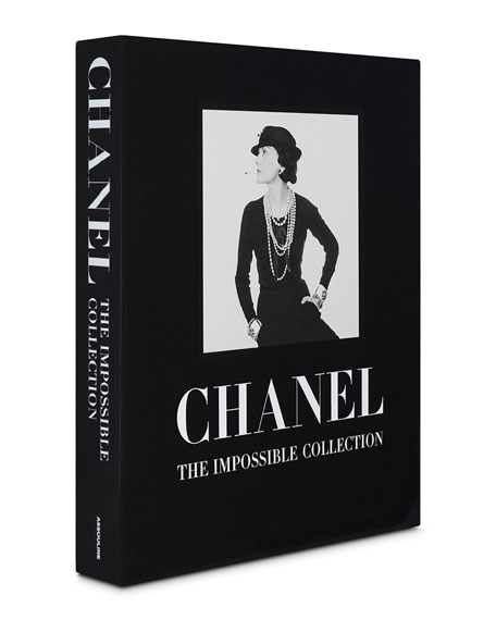 "Image 1 of 5: Assouline ""Chanel: The Impossible Collection"" Book by Alexander Fury"