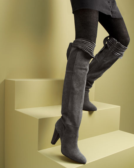 MERINO RIB LEGGINGS