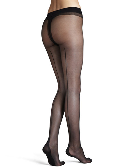 Back-Stripe Tights