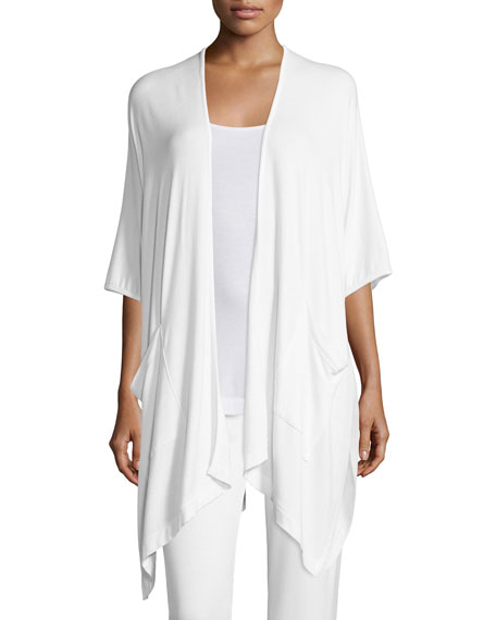 Lounge Square Jersey Topper, Warm White