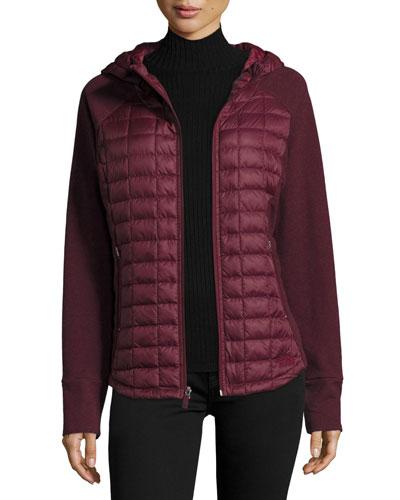 Endeavor Thermoball? Jacket, Deep Garnet Red
