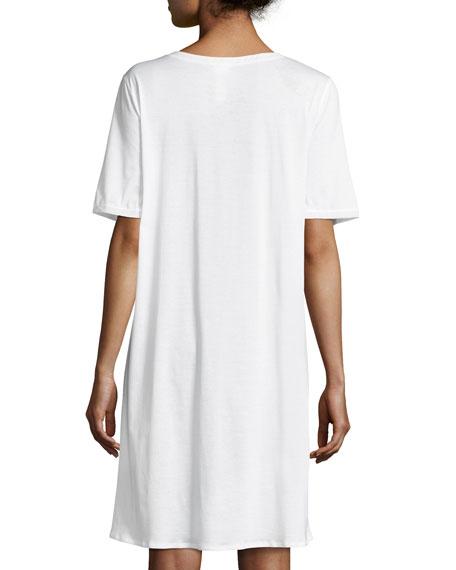Cotton Deluxe Big Sleepshirt