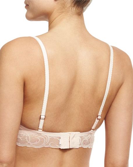 Evolved Lace-Trim Soft Bra