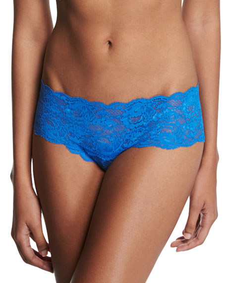Never Say Never Hottie Lace Hotpants