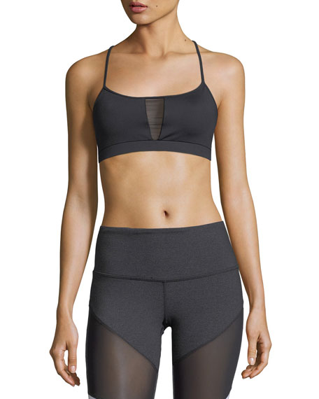 Vimmia Alicia Crisscross Strappy Performance Sports Bra