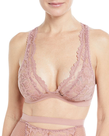 Else PETUNIA TRIANGLE SOFT-CUP RACERBACK BRA