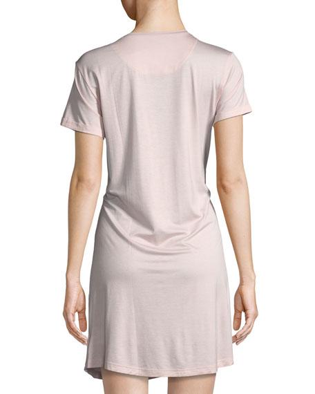 Derek Rose Carla Jersey Sleepshirt