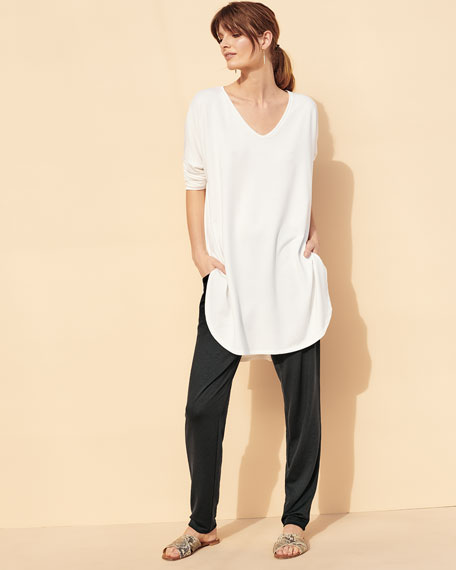 Zen French Terry Lounge Tunic
