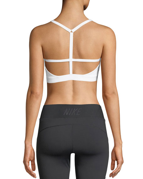 Indy Light-Support Strappy Sports Bra