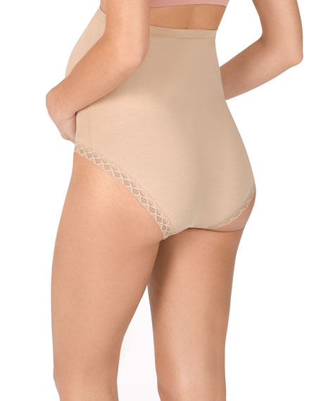 Bliss Maternity Full-Panel  Boy-Leg Briefs