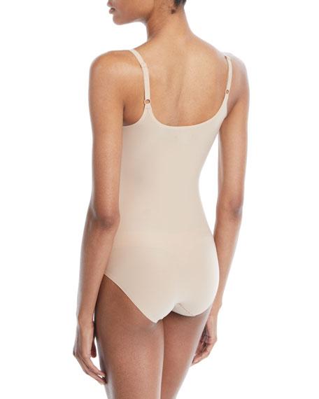 Chantelle Soft Stretch Scoop-Neck Bodysuit, one size