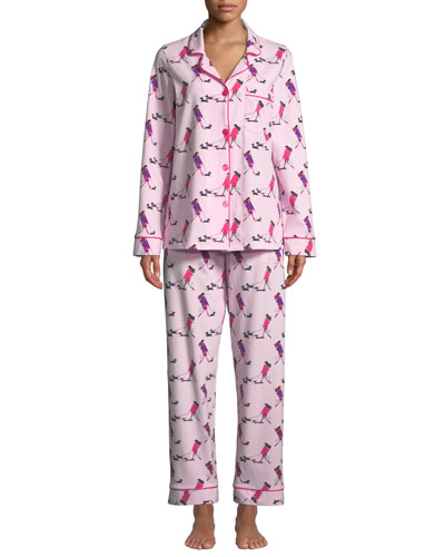 Shoppers Classic Pajama Set