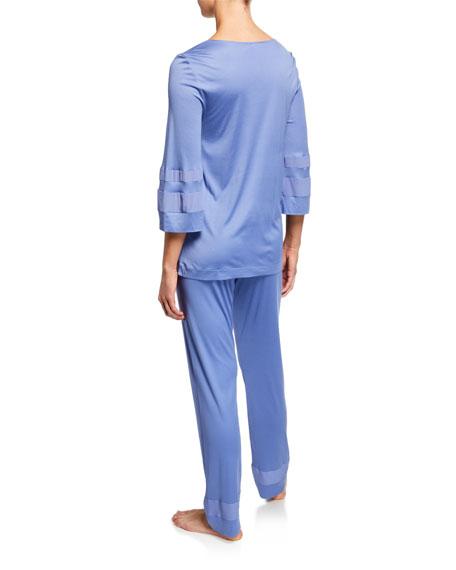 Hanro Enna Two-Piece Pajama set