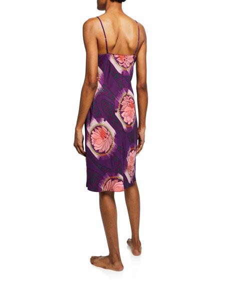 Natori Terra Floral-Print Nightgown