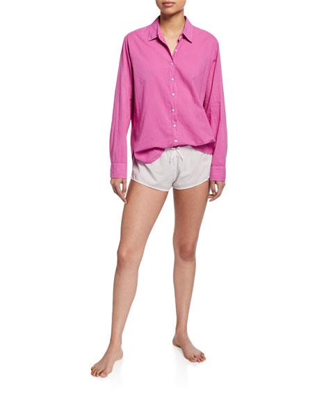 Xirena Shaya Poplin Lounge Shorts