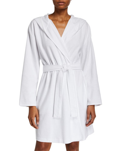 Every Day Spa Waffle-Knit Robe