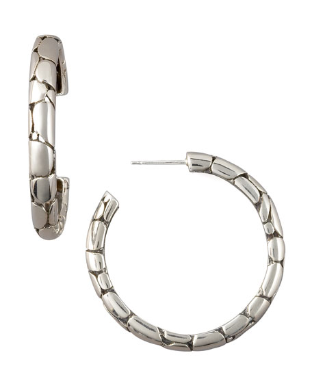 Kali Medium Hoop Earrings