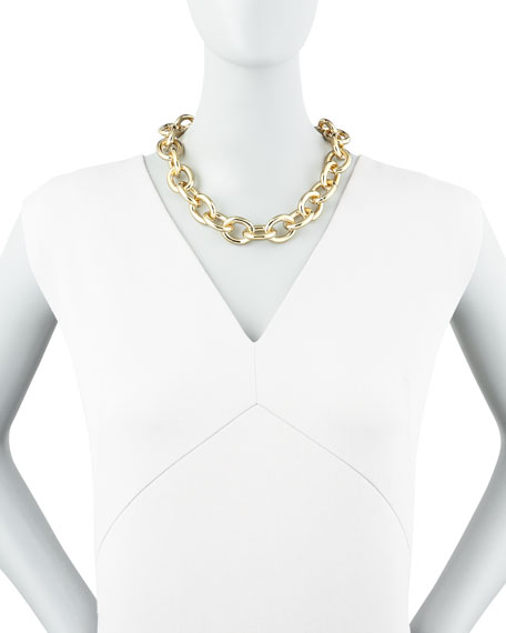 Chain-Link Necklace