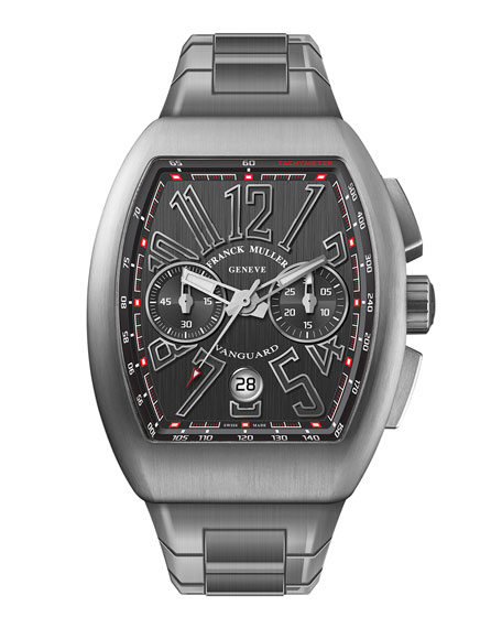 Franck Muller Vanguard Automatic Chronograph Watch