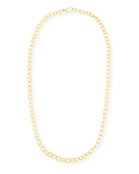 Classic Link Chain Necklace, 36""