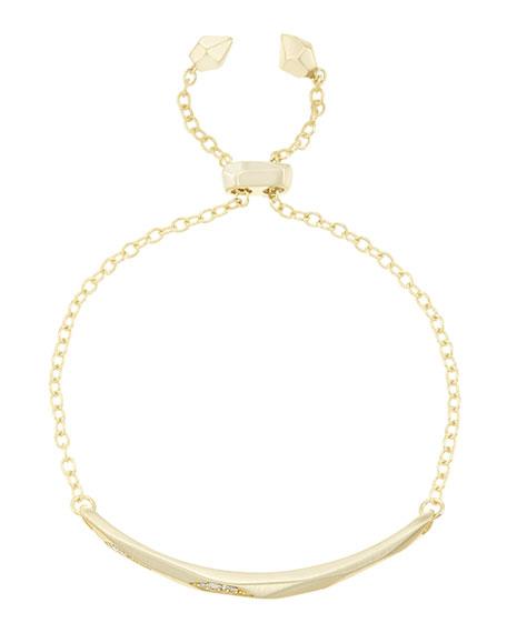Angela Pave Crystal Bracelet