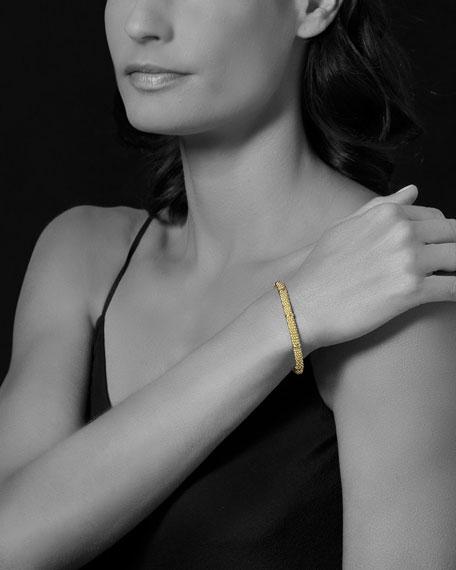 LAGOS 18k Gold Caviar Rope Bracelet, 6mm