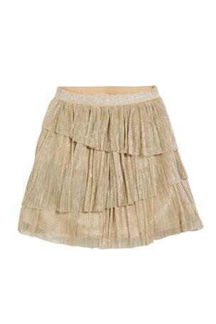 Mayoral Junior Girls Sequin Skirt Sizes 8-16