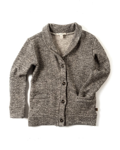 Shelby Button-Front Cardigan, Size 2-10