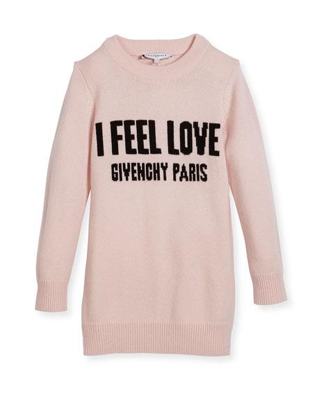 I Feel Love Knit Dress, Size 6-10