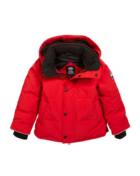 Kids' Snow Owl Parka w/ Removable Fur Trim, Size 2T-7