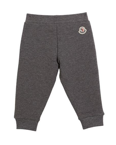 Completo Logo Cardigan w/ Matching Pants, Size 12M-3