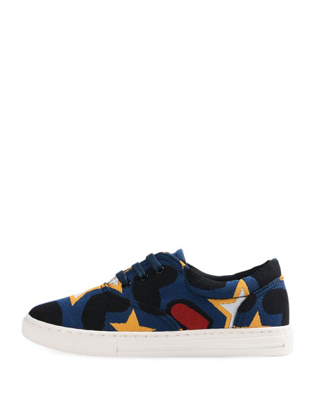 Stars & Hearts Low-Top Sneakers, Toddler/Kids
