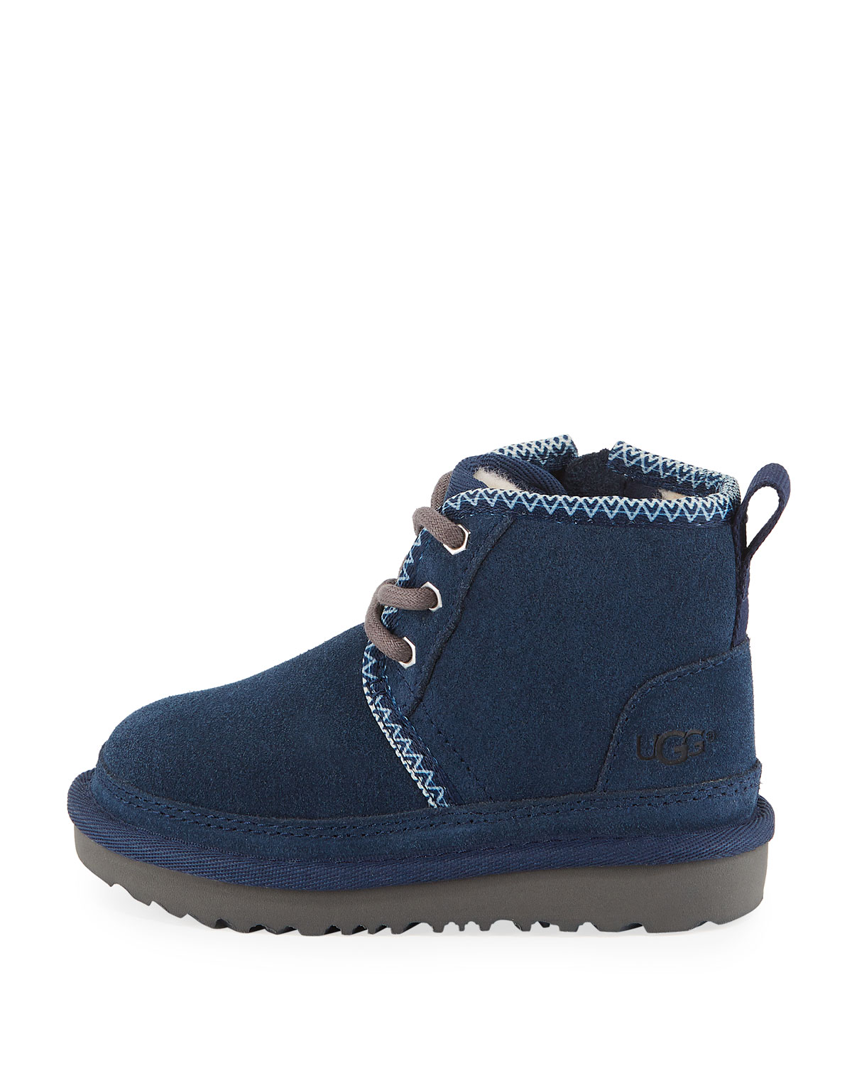 d9e34429461 Neumel II Suede Lace-Up Boots, Toddler