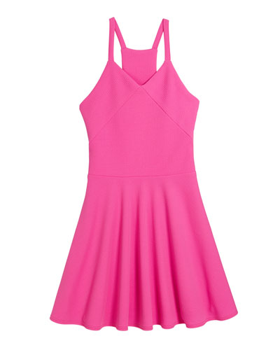 The Gianna Fit-and-Flare Sleeveless Dress  Size S-XL