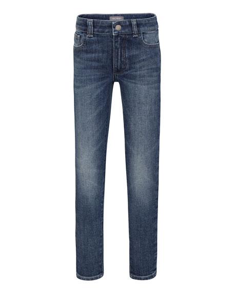 DL1961 Premium Denim Boys' Zane Super Skinny Jeans, Size 8-18